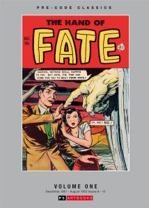 Pre-Code Classics Hand Of Fate  Volume 1